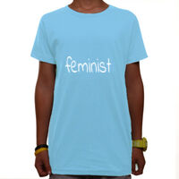Youth Feminist Tee  Thumbnail